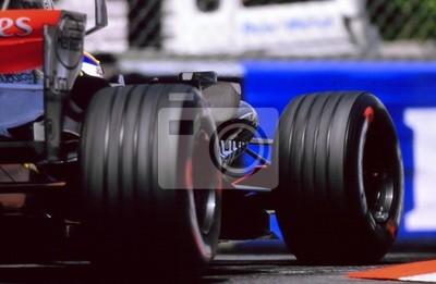 Fototapeta Formule 1 monaco