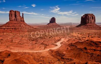 Fototapeta Fotografie słynnych zabytków Valley National Park