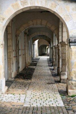 Fototapeta Francja, La Rochelle, la citta.