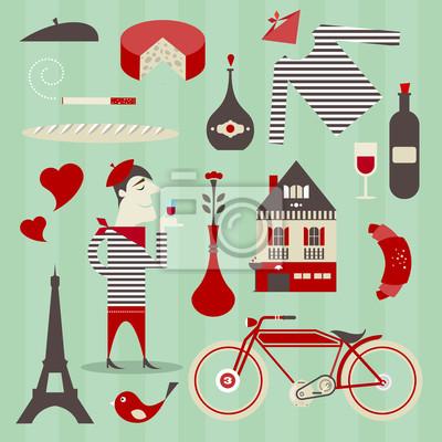 Francuska icons