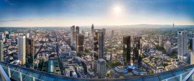 Fototapeta Frankfurt Skyline