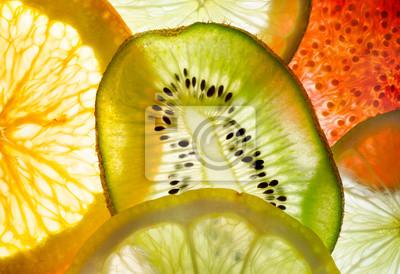 fruit mix (fig, limonka, cytryna, pomarańcza, kiwi)