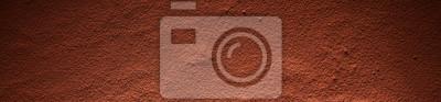 Fototapeta Full frame of cocoa powder surface