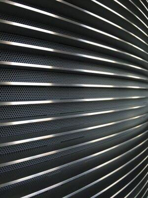 Fototapeta Full Frame Shot Of Metallic Pattern