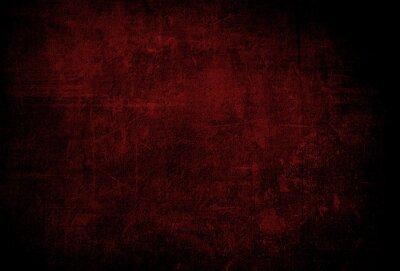Fototapeta Full Frame Shot Of Red Wall