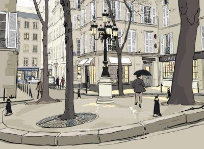 Furstemberg plac w Paryżu
