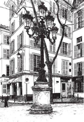 Plac w Paryżu
