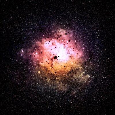 Fototapeta Galaxy Background