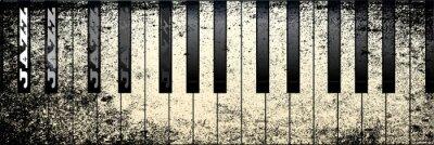 Fototapeta Gatunek Jazz Piano