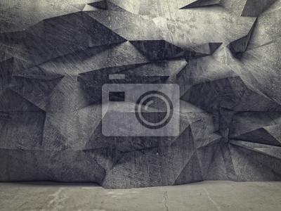 Fototapeta geometric wall