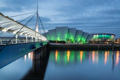 Fototapeta Glasgow