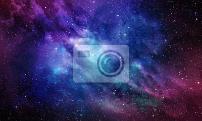 Fototapeta Głęboka przestrzeń
