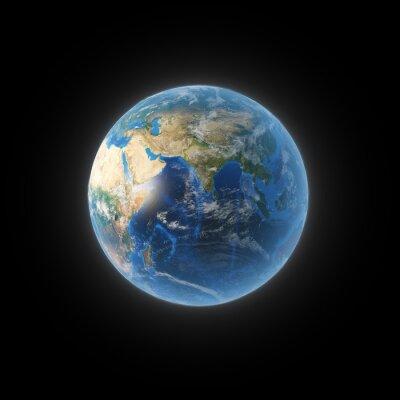 Fototapeta Globe.