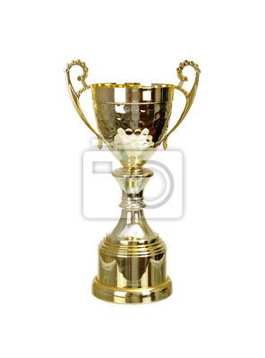 Fototapeta golden cup