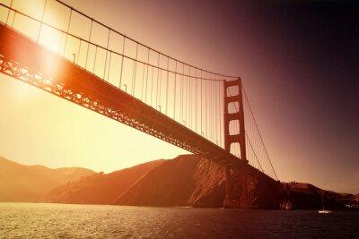 Fototapeta Golden Gate Bridge w San Francisco, USA