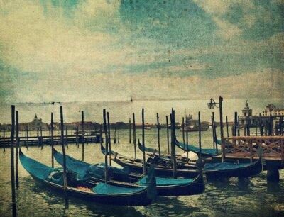 Fototapeta Gondola. Wenecja