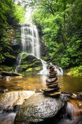 Fototapeta Górna Catabwa Falls 3