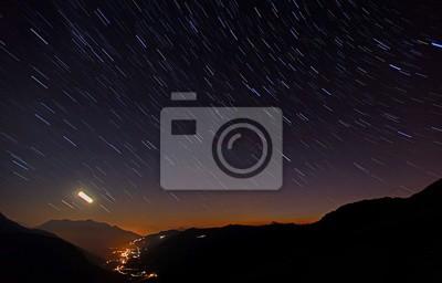 Góry pełne gwiazd