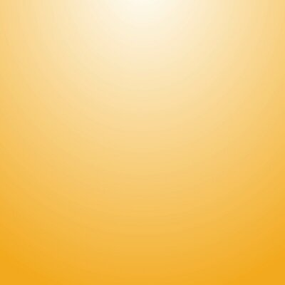 Fototapeta Gradient white and yellow abstract background. Vector background.