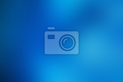 Fototapeta Gradientowy abstrakcjonistyczny tła błękit, niebo, lód, atrament, z kopii przestrzenią