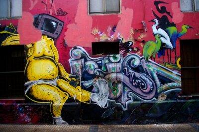 Fototapeta Graff