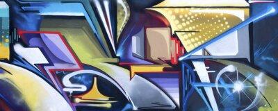 Fototapeta Graffiti