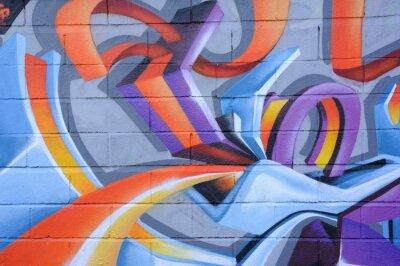 Fototapeta Graffiti 6
