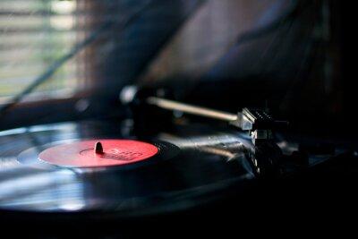 Gramofon obrotowy