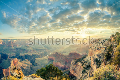 Fototapeta Grand Canyon sunrise, USA.