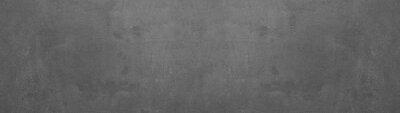 Fototapeta Gray antharcite stone concrete texture background panorama banner long