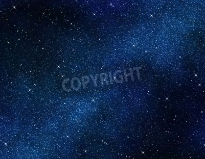 Fototapeta great image of space or a starry night sky