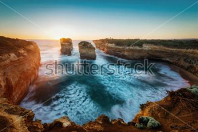 Fototapeta Great Ocean Road Victoria Australia Island Arch