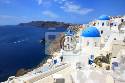 Fototapeta Grèce / Santorini - Santorini