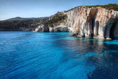 Fototapeta Grecja, wakacje na Zakhyntos