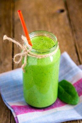 Fototapeta Green smoothie