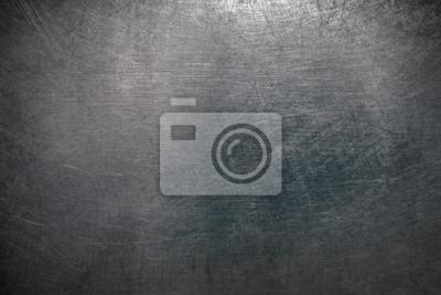 Fototapeta Grunge metal background, steel texture