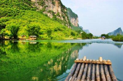 Fototapeta Guilin, Riviere Li
