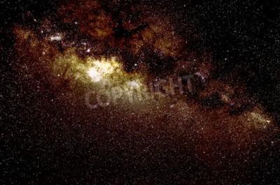 Fototapeta Gwiazdy i przestrzeni kosmicznej galaktyki nocne tle, Afryka, Kenia