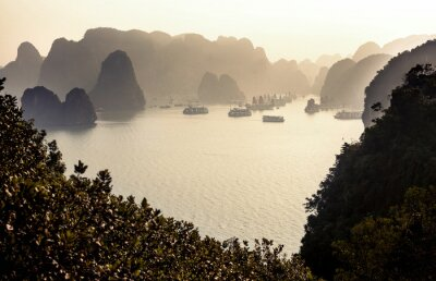 Fototapeta Ha Long Bay, Wietnam