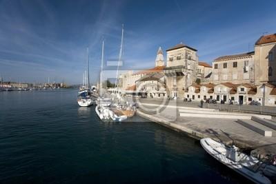 Fototapeta Hafen Trogir