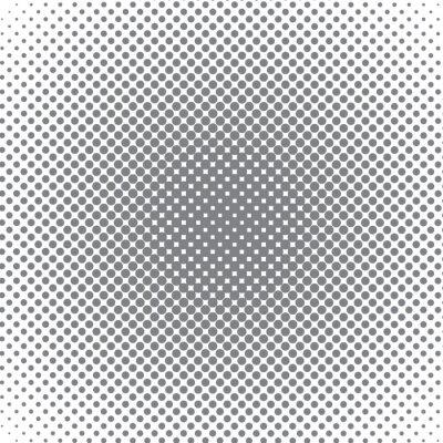 Fototapeta halftone pattern