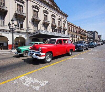 Fototapeta Hawana, Kuba