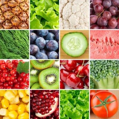 Fototapeta Healthy food background