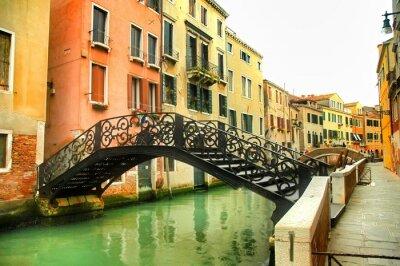 Fototapeta Historic city of Venice, Italy