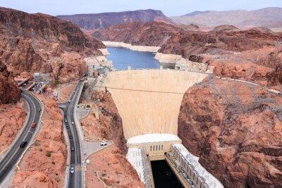Fototapeta Hoover Dam, Stany Zjednoczone