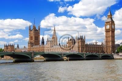 Fototapeta Houses of Parliament