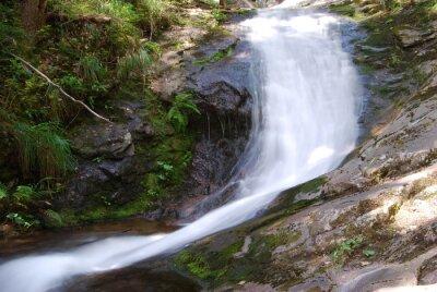 Fototapeta I kanion delle cascate