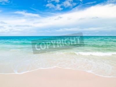 Fototapeta Idylliczne Plaża Scena na Samed Island, Tajlandia