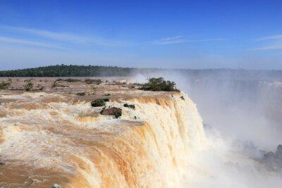 Fototapeta Iguazu Falls National Park - UNESCO UNESCO w Brazylii