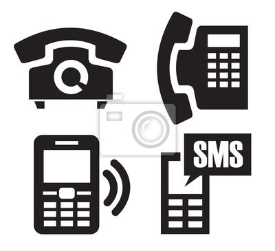 ikony telefonów